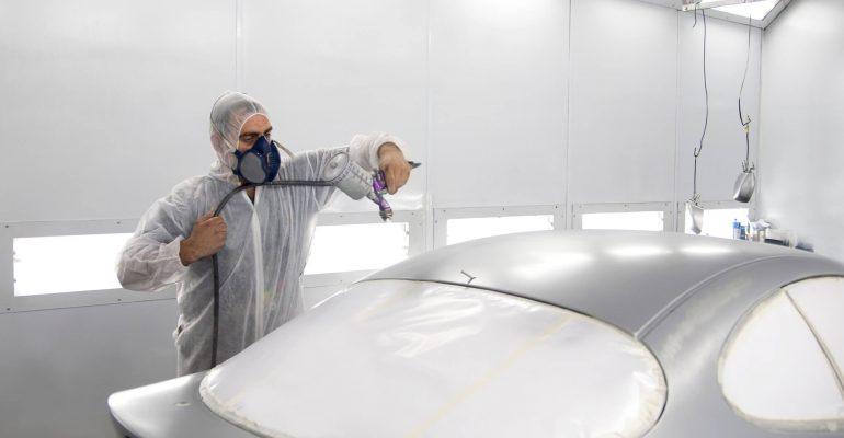 Confira 5 EPIs para pintura automotiva que são indispensáveis